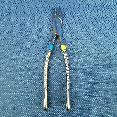 Dental Stainless Steel Forceps #1