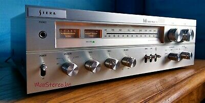 SIERA(Philips) Hifi Sound Project TA-8000 Stereo Tuner Amplifier
