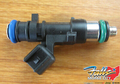 05-13 Chrysler Dodge Jeep Ram New Fuel Injector Mopar Factory Oem