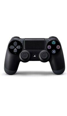 PS4 DualShock 4 Controller (Black)V2 BRAND NEW SEALED SONY-FREE UK POST
