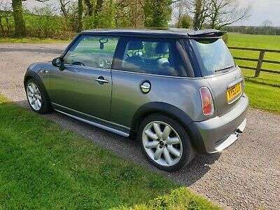 Mini cooper s SUPERCHARGED exceptional condition 12mths mot REDUCED