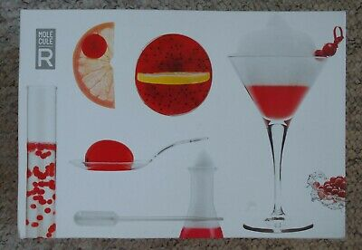 MOLECULAR MIXOLOGY kit unused great condition NEW £43