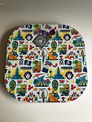 Walt Disney World 4 Parks Attraction Rides Stadium Parade Seat Cushion Foam