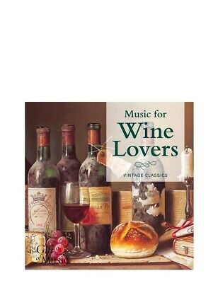 Victorian Trading Co Music For Wine Lovers Vintage Classics CD