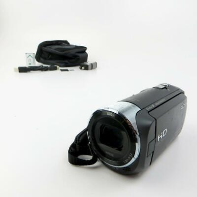 Sony HDR CX405 Handycam Video Camera Camcorder