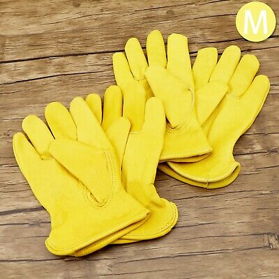 Heavy Duty Industrial Safety Shooting Gloves for Yard Work/Gardening/Motorcycle