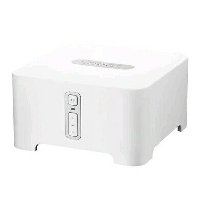SONOS CONNECT Smart Wireless Stereo Adaptor, White - BRAND NEW SEALED