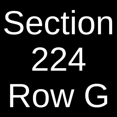 2 Tickets The Black Keys, Modest Mouse & Shannon and the Clams 11/9/19