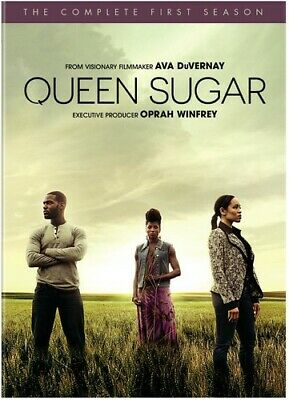 Queen Sugar: The Complete First Season (WB-DVD, 2017, 3-Disc Set)