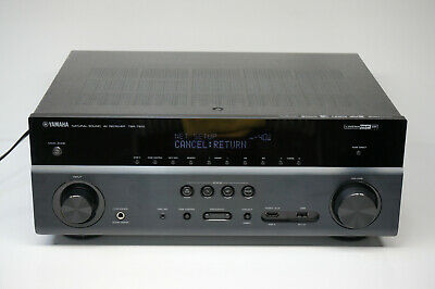 Yamaha TSR-7810 7.2-Channel Network AV Receiver with Dolby Atmos and DTS:X