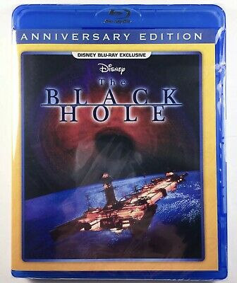 The Black Hole, Blu-ray Disc, Disney Movie Club Exclusive, Sealed