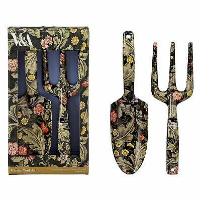 William Morris Leicester Fork and Trowel Garden Tool Set