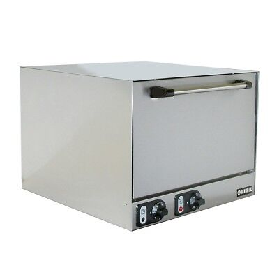 Pizza Commercial Oven Twin Deck 15 Amp Anvil Axis POA1001