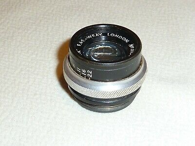 "Wray Supar 3 1/4 "" Enlarger Lens"