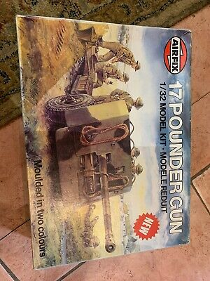 Airfix 17 Pounder Gun1:32 Model Kit