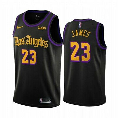 Camiseta De James De Los Lakers (L)