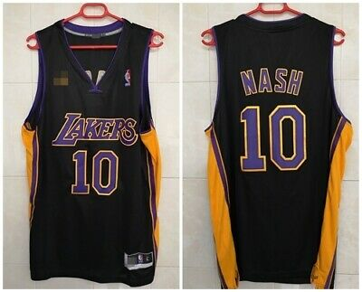 Camiseta De Nash De Los Lakers (L)