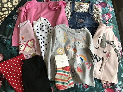 Girls Clothing Bundle Age 3-4 incl Next, Boots, F&F, George, Primark