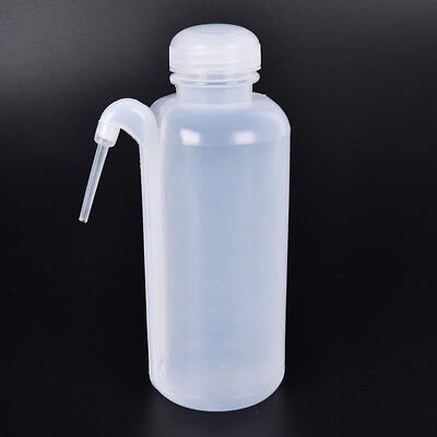 500ml Tattoo diffuser bottles side tube wash squeeze bottle green soap containVK