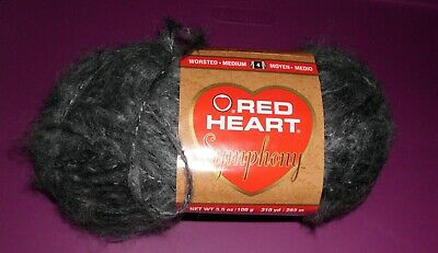 New Skein Red Heart Yarn Symphony 4902 Juniper 310 Yard