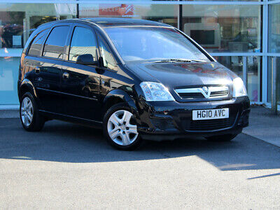 2010 10 VAUXHALL MERIVA 1.4i 16v ACTIVE 5dr [AC] - PETROL - ONE LOCAL OWNER!