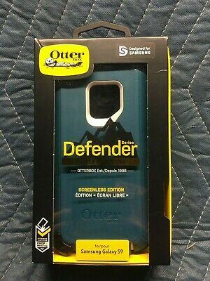 Authentic OtterBox Defender Series Case Cover for Samsung Galaxy S9 Big sur