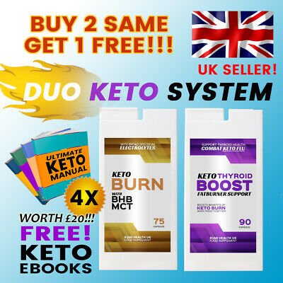 KETO BURN ADVANCED WEIGHT LOSS, Ketosis, Keto Diet, Thyroid Fat Burner fast pill