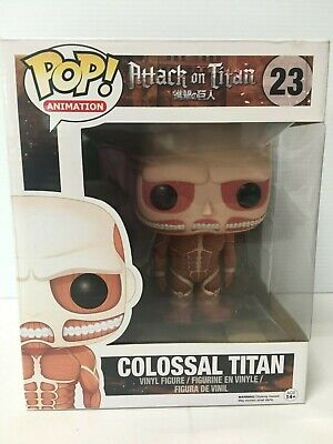 Funko Pop! Attack on Titan #23 Colossal Titan NIB