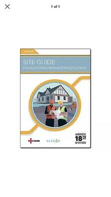 Niceic Elecsa Site Guide 18Th Edition, Niceic