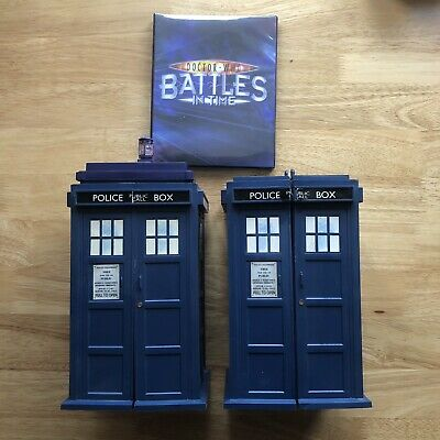 Doctor Who battles in time trading cards Collection - 100's & 100's - In Tardis