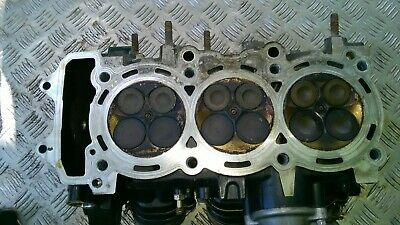 TRIUMPH 675 Street Triple Cylinder Head with Camshafts 2013