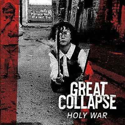 The Great Collapse - Holy War [CD]