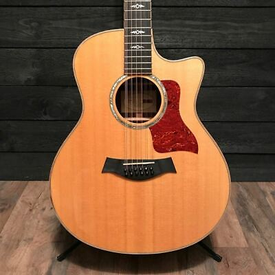 Taylor 856ce Grand Symphony Acoustic-Electric 12-String Guitar w/ Case