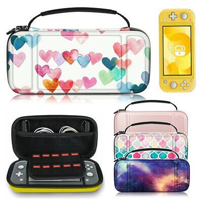 For Nintendo Switch Lite (2019) Case Protective Hard Shell Travel Carrying Bag