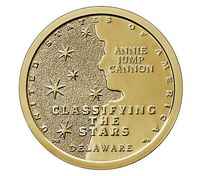 2019 P D American Innovation Dollars $1 Coin Classify Stars Delaware LOWEST COST