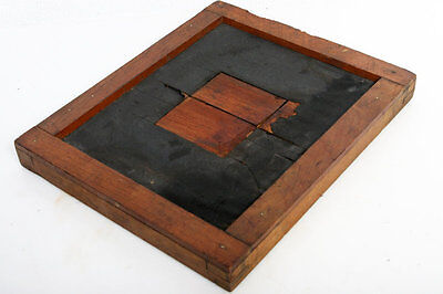 """HT Anthony 8 x 10"""" Printing contact Frame - Antique"""