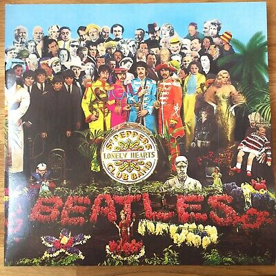 The Beatles – Sgt. Pepper's Lonely Hearts Club Band Vinyl