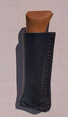 Custom Leather Case Sheath for the Opinel №8