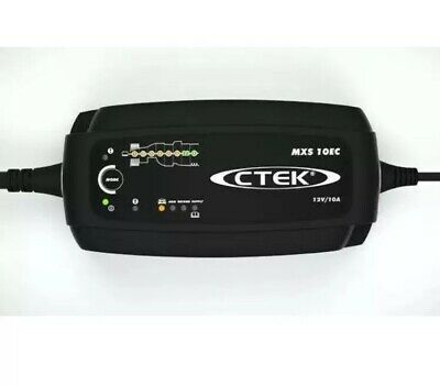CTEK MXS 10EC 12V 10A Battery Charger and Support Unit MXS10EC