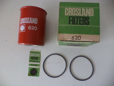 Crosland 620 Fuel Filter Element(Mann P945)Case-Ih,Fendt,Ford,Mf,Perkins,Volvo