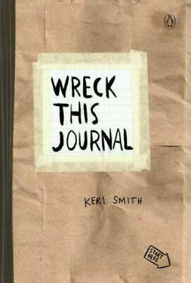 Wreck This Journal (Paper bag) Expanded Ed. by Smith, Keri