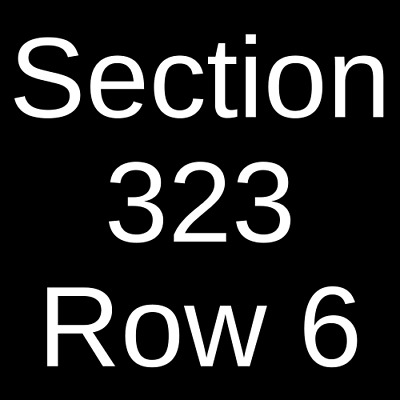 2 Tickets Bob Seger and The Silver Bullet Band 10/26/19 Toronto, ON