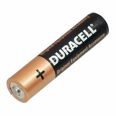 Duracell Alcaline Micro Piles LR03 AAA 1,5 Volt Tension Ab 10 Pièces