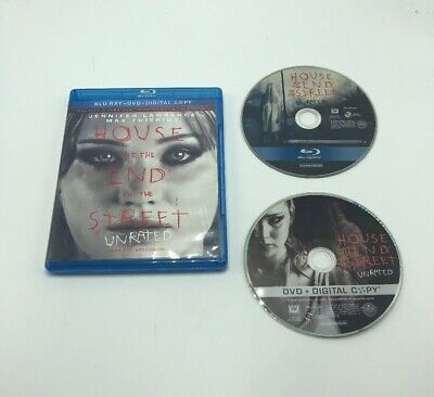 House at the End of the Street (Bluray + DVD + Digital Copy)
