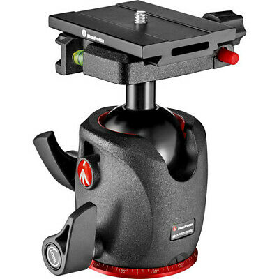 Manfrotto XPRO Magnesium Ball Head with MSQ6PL Quick Release Plate