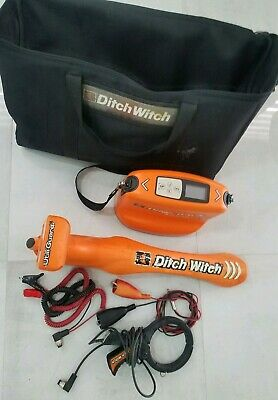 SUBSITE DITCH WITCH Utiliguard T5 CLAMP Cable and Pipe Locator SU Cable/Locator