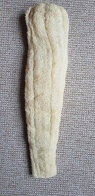 Natural sea sponge. New. Approx 23.5 inch