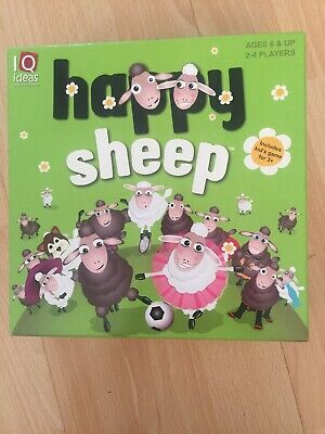 IQ Ideas Happy Sheep Board Multiplayer Strategy Game