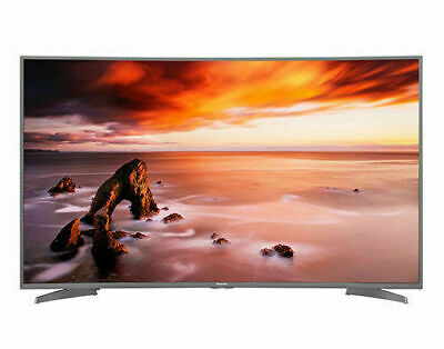 "Smart TV Hisense H55N6600 55"" 4K Ultra HD LED WIFI HDR Silber Wölbung/Curved"