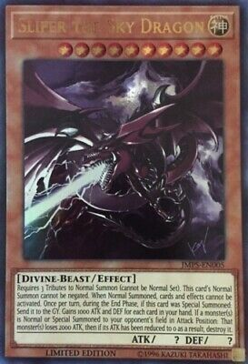 Slifer the Sky Dragon (TN19-EN008) -  Prismatic Secret Rare Limited ed. Yugioh